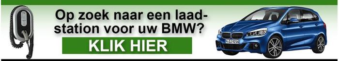 Laadstations BMW