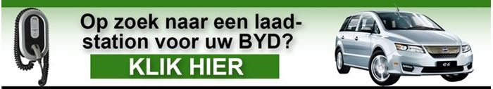 Laadstations BYD