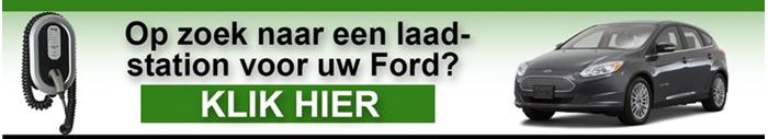 Laadstations Ford