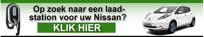 Laadstations Nissan