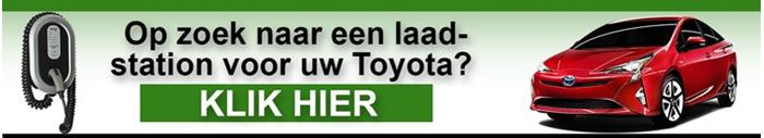 Laadstations Toyota
