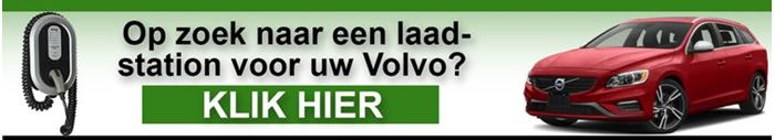 Laadstations Volvo