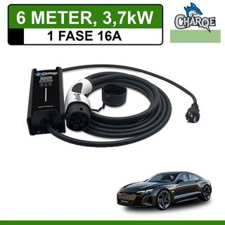 Mobiele lader Audi e-tron GT 6 meter 16A