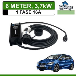 Mobiele lader BMW 225xe 6 meter 16A
