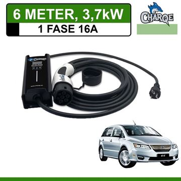 Mobiele lader BYD Build Your Dream E6 6 meter 16A