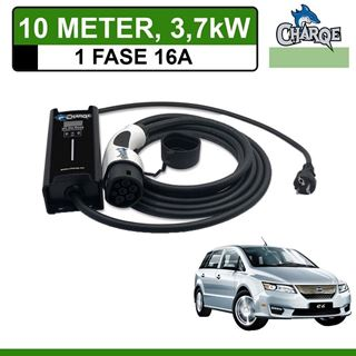 Mobiele lader BYD Build Your Dream E6 10 meter 16A