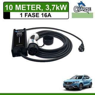 Mobiele lader MG ZS EV 10 meter 16A