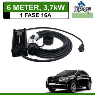 Mobiele lader DS 7 Crossback E-Tense 6 meter 16A