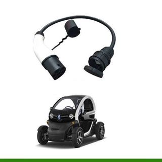 Renault Twizy Adapter Type 2 - Shuko 16A